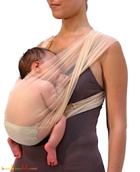 babywearing newborn, best sling for newborn, baby carrier newborn, stretchy wrap newborn