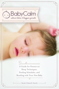 babycalm book, babycalm blog, babycalming book, fourth trimester book, sarah ockwell-smith book